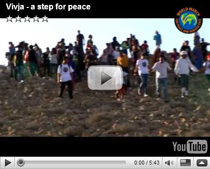 Video: Step for peace